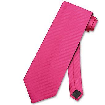 Vesuvio Napoli cravatta collo cravatta strisce verticali Design maschile a righe