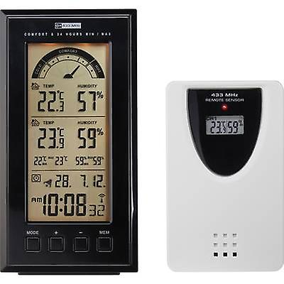 Wireless digital weather station Renkforce KW-9201M Forecasts for 12 to 24 hours