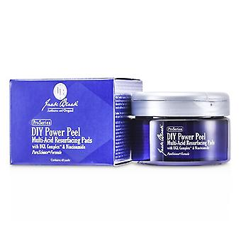 Jack Black DIY Power Peel Multi saure Resurfacing Pads 40 Pads