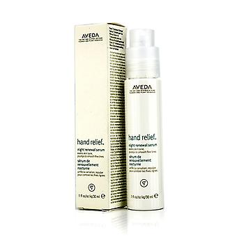Aveda Hand Relief nacht vernieuwing Serum 30ml / 1oz