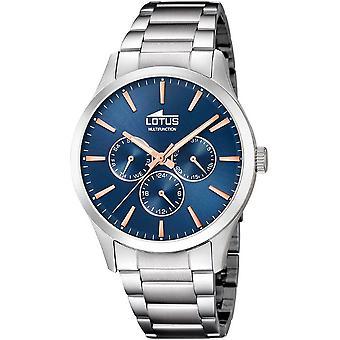 LOTUS - men's wristwatch - 18575/5 - minimalist - multi function