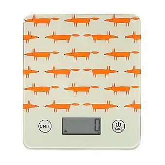 Scion Mr Fox Stone Electronic Scales