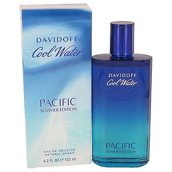 Cool Water Pacific Summer Eau De Toilette Spray By Davidoff
