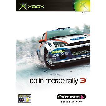 Colin McRae Rally 3 (Xbox)
