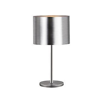 Eglo Table Lamp Light Dia: 350 Nickel M/Silber Saganto