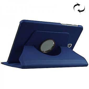 Copertura 360 gradi blu custodia per Samsung Galaxy tab S2 8.0 SM T710 T715N