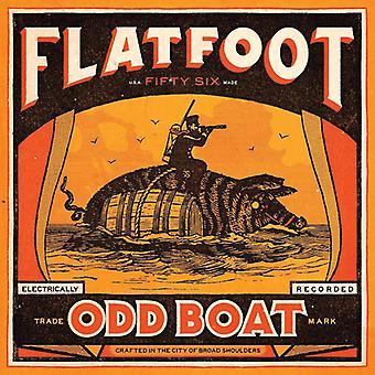 Piede piatto 56 - importare barca dispari (vinile rosso) [Vinyl] Stati Uniti d'America