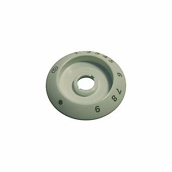 Electrolux Main Backofen weiße Lünette Knopf