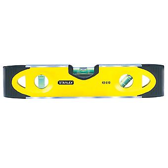 Stanley 0-43-511 Shock Proof Magnetic Torpedo Scaffold Level 23Cm