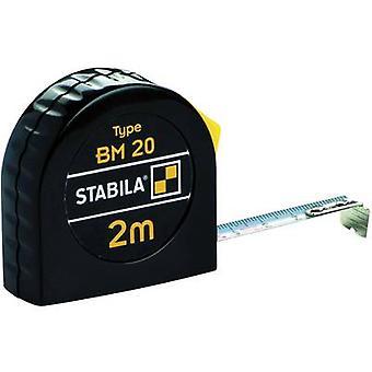 Misura di nastro 3M acciaio Stabila BM2