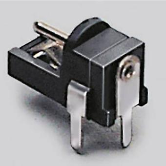 BKL Electronic Low power connector Socket, horizontal mount 1.3 mm 1 pc(s)