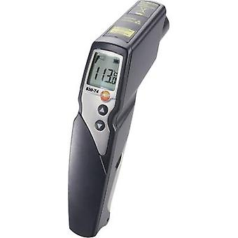 IR thermometer testo 830-T4 Display (thermometer) 30:1 -30 up to +400 °C Contact measurement Calibrated to: Manufacturer