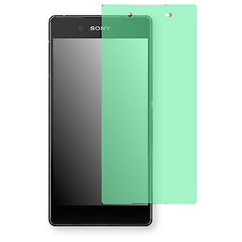Sony Xperia Z3 + screen protector - Golebo view protective film protective film