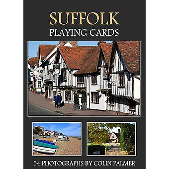 Suffolk Set Of 52 + Jokers Playing Cards