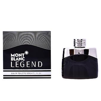 Montblanc Legend Eau De Toilette Vapo 50ml Fragrance Mens Perfume Sealed Scent