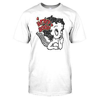 Betty Boop - Aniołek dla dzieci T Shirt