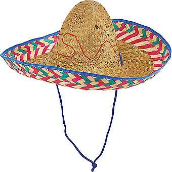 Mexican Hat natuurlijke hoed accessoires Halloween carnaval