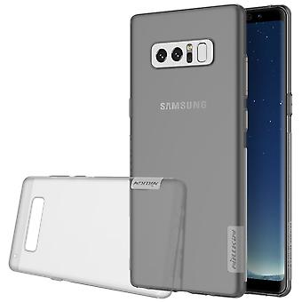 NILLKIN Samsung Galaxy Note 8 Nature Series 0.6 mm TPU-Grey