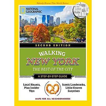 National Geographic marche New York - le meilleur de la ville (2e Revis