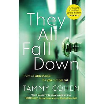 They All Fall Down by Tammy Cohen - 9781784162467 Book