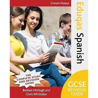 Eduqas GCSE Revision Guide spanska av Eduqas GCSE Revision Guide Span