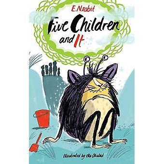 Five Children and it by E. Nesbit - Ella Okstad - 9781847496362 Book
