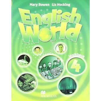 Mundo inglês 4 - livro de trabalho por Liz Hocking - Mary Bowen - 978023002480