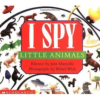I Spy małe zwierzęta (szpieg)