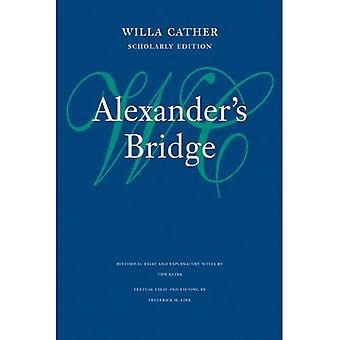 Alexander's Bridge (Willa Cather videnskabelig udgave)