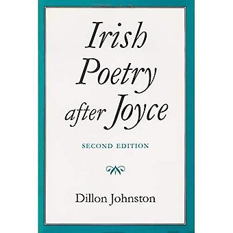 Irische Poesie nach Joyce