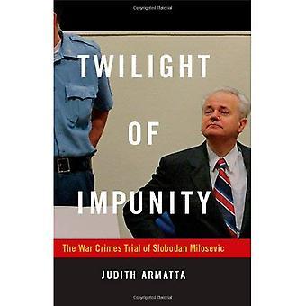 Twilight rankaisemattomuuden: sotarikoksista oikeudenkäynti Slobodan Milosevicin