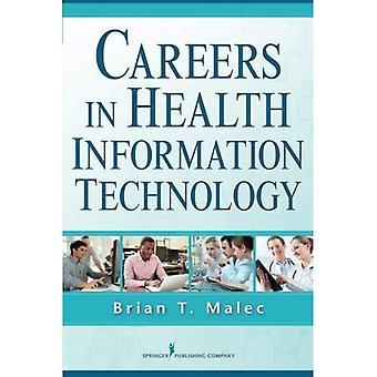 Carrières en technologies de l'Information santé