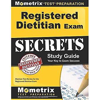 Registered Dietitian Exam Secrets Study Guide: Dietitian Test Review for the Registered Dietitian Exam (Mometrix...
