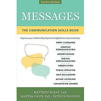 Meddelanden: Kommunikation färdigheter boken