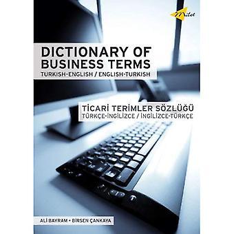 Dictionnaire des termes de Business turc-anglais/anglais-turc