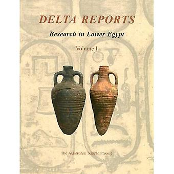 Delta Reports: Research in Lower Egypt v. 1