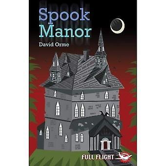 Hårresande Manor: A Välj ditt eget äventyr bok (Full bekämpa 5: äventyr)