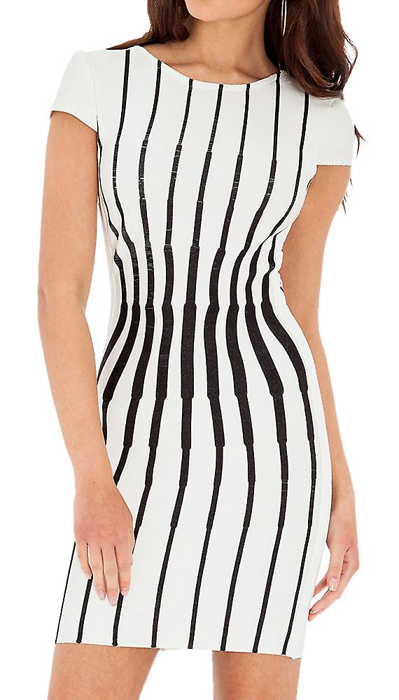 Waooh - Short dress graphic pattern Krap