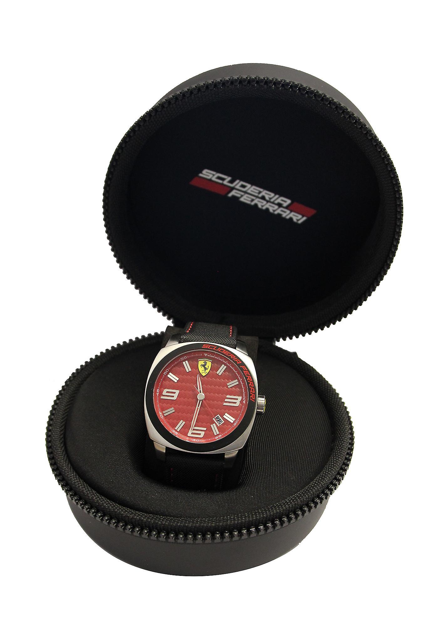Waooh - Watch scuderia Ferrari aero evo