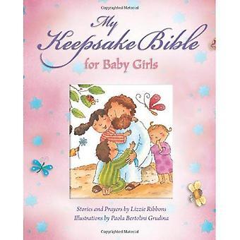 Mijn Baby Keepsake Bijbel voor Baby meisjes