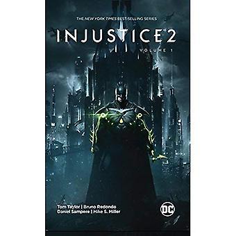 A injustiça 2 Vol 1