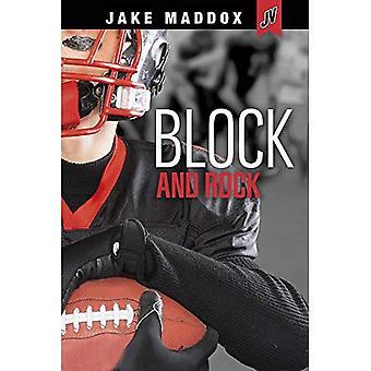 Blok en Rock (Jake Maddox Jv)