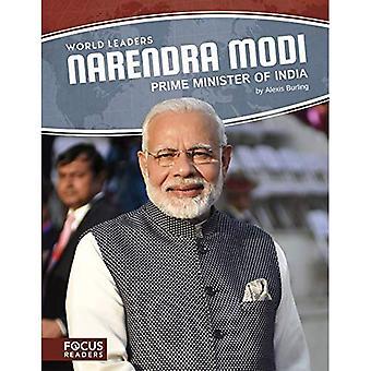 Narendra Modi: Indiens premiärminister