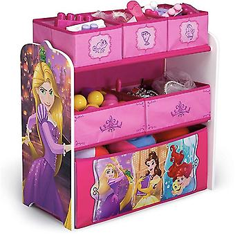 Disney Princess TB83420PS Houten Speelgoed Opbergkast