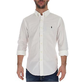 Ralph Lauren weiße Baumwoll-Shirt