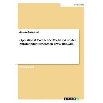 Excellence opérationnelle. Verifiziert un den und Automobilunternehmen BMW Audi par Ritter & Arthur