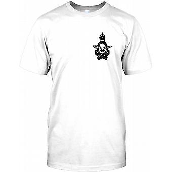 Kanadische RAF - pro Ardva Ad Astra - Brust-Logo Kinder T Shirt