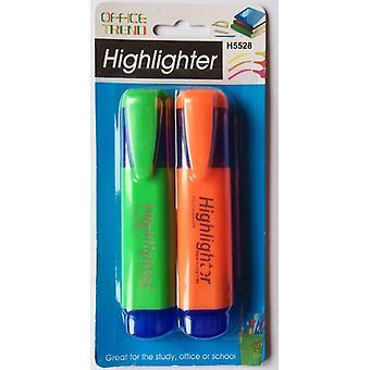 Marker pens (2-Pack)