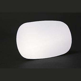 Left / Right Stick-On Mirror Glass for Ford KA Van 2002-2005