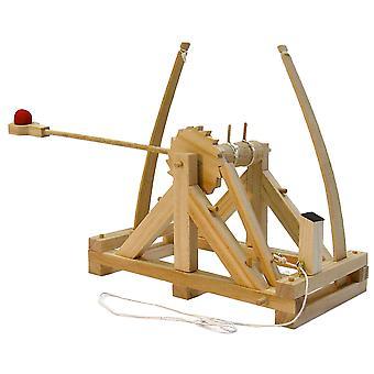 Pathfinders Da Vinci Catapult Wooden Kit